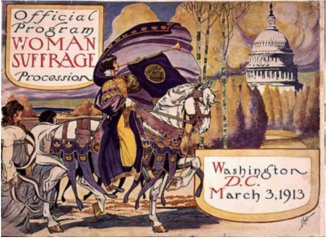 The Women's Suffrage Movement Lesson Plan