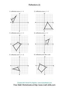 Reflections Worksheet