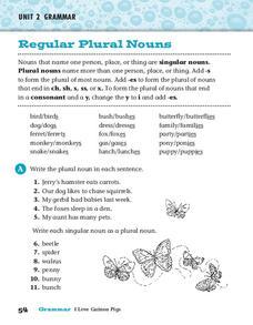 Hamster Lesson Plans & Worksheets | Lesson Planet