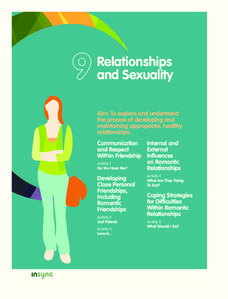 Relationships and Sexuality Unit
