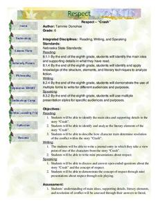 Crash By Jerry Spinelli Worksheets - The Best and Most ...