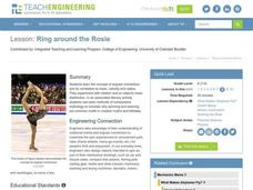 Ring Around the Rosie Lesson Plan