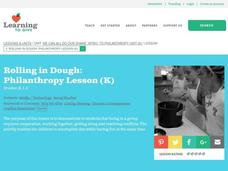 Rolling in Dough Lesson Plan