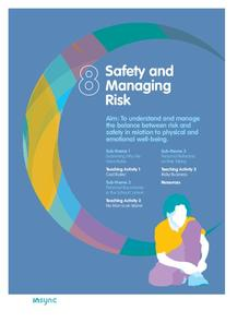 Safety and Managing Risk Unit