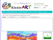 Sand Painting Lesson Plan