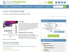Scaling the Map Lesson Plan