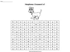 Science Word Search Worksheet