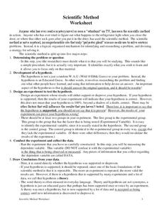 worksheet. Scientific Method Worksheet Answers. Grass Fedjp ...