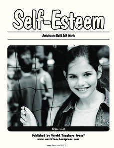Self-Esteem Worksheet