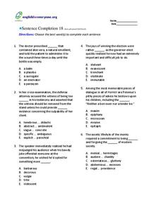 ambiguity lesson plans worksheets reviewed by teachers. Black Bedroom Furniture Sets. Home Design Ideas