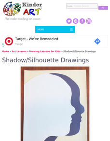 Shadow Pictures Lesson Plan