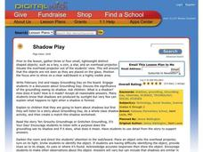 Shadow Play Lesson Plan