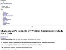 Shakespeare's Sonnets by William Shakespeare Interactive