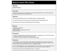 SHARING Lesson Plan