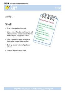 Shell Worksheet