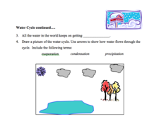 Water, Water Everywhere! Lesson Plan
