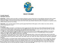 Silly Snake Lesson Plan