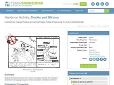 Smoke and Mirrors Lesson Plan