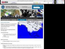 Snow Cover By Latitude Lesson Plan