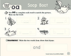 Soap Boat Worksheet