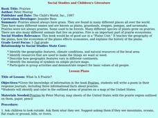 Social Studies and Children's Literature Lesson Plan