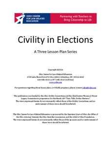Civility in Elections Unit