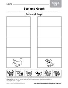 Sort and Graph Worksheet