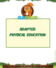 Adapted Physical Education Activities & Project