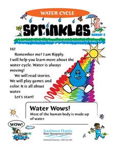 Sprinkles Worksheet
