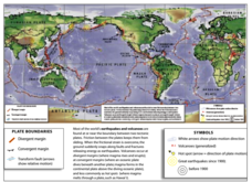 World Map of Plate Boundaries Activities & Project