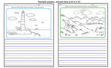 Story Starters Worksheet