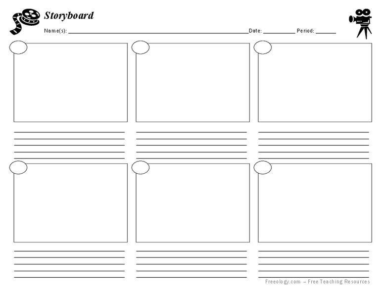 Storyboard Lesson Plans & Worksheets Reviewed by Teachers