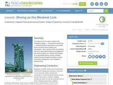 Strong as the Weakest Link Lesson Plan
