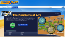 Study Jams! The Kingdoms of Life Interactive