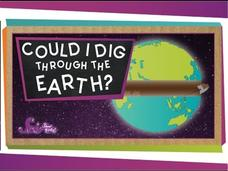 Could I Dig a Hole Through the Earth? Video