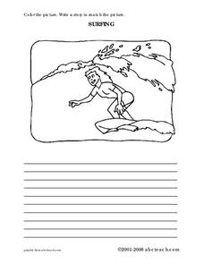 Surfing Worksheet