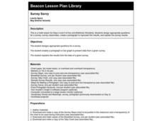 Survey Savvy Lesson Plan