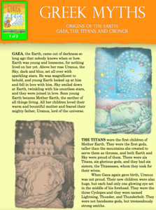 Greek Myths eBook