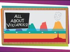 All About Volcanoes: How They Form, Eruptions and More! Video