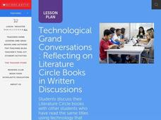 Technological Grand Conversations Lesson Plan