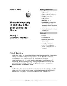 autobiography compare and contrast English enhanced scope and sequence 1 lesson skill: comparing and contrasting biography and autobiography strand reading — literary nonfiction sol 36  45  55  materials.
