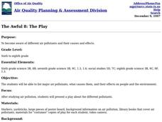 The Awful 8: The Play Lesson Plan