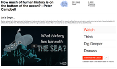 How Much of Human History Is on the Bottom of the Ocean? Video