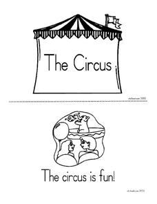 The Circus Worksheet