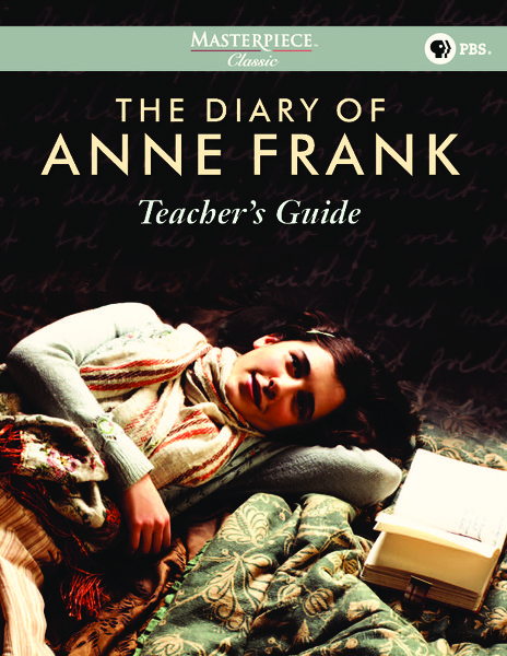 The Diary of Anne Frank Handouts & Reference