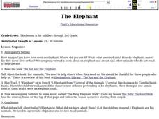 The Elephant Lesson Plan