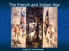 The French and Indian War Presentation