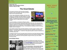 The Great Debate Lesson Plan