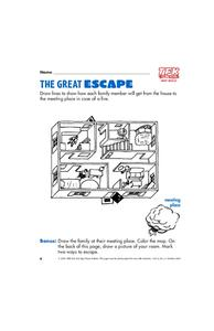 The Great Escape Lesson Plan