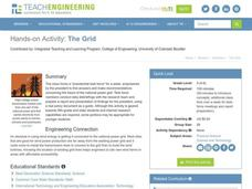 The Grid Lesson Plan